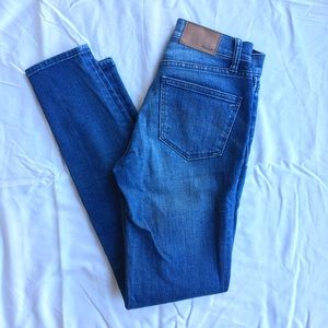 Skinny Skinny Jeans // Madewell